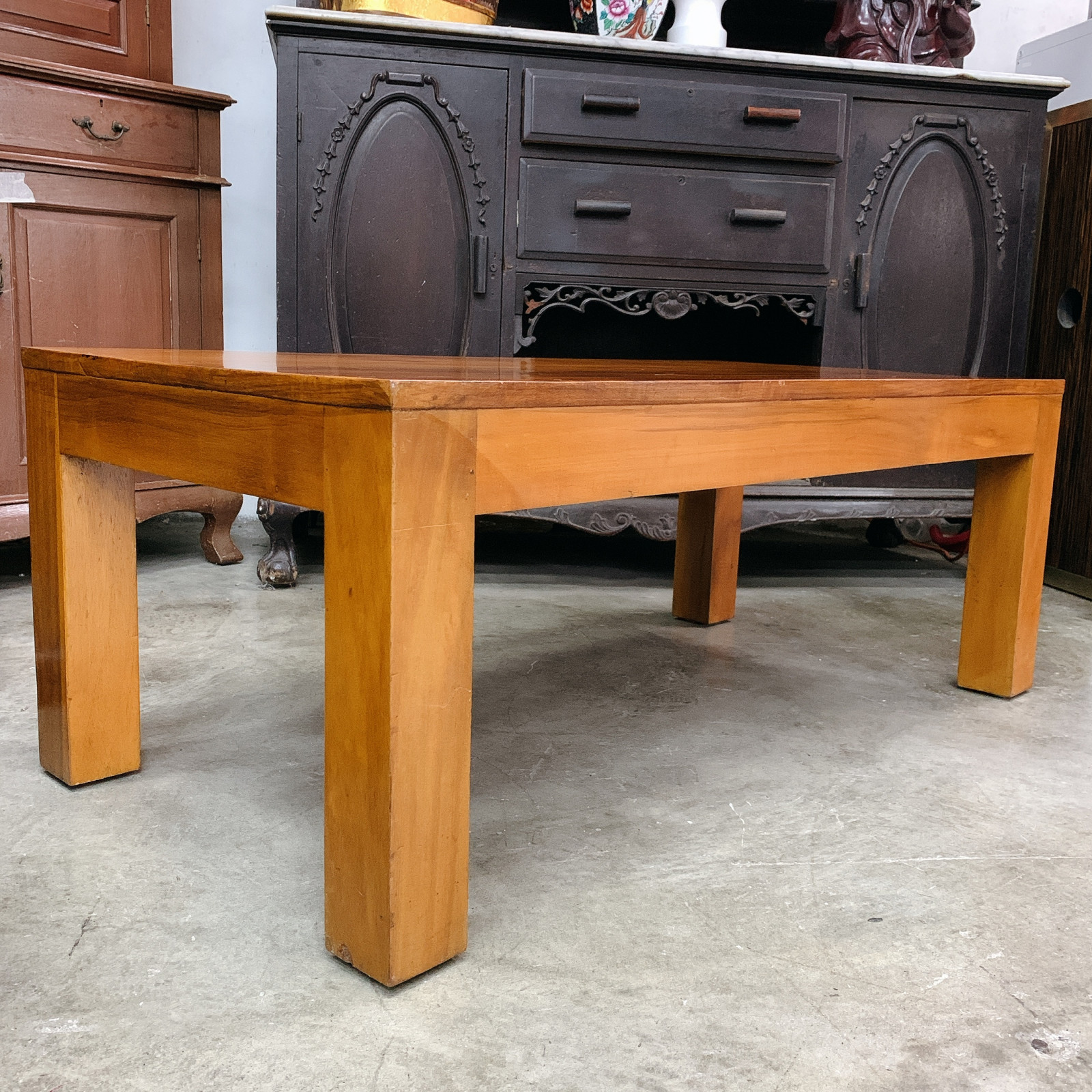 Teak Coffee Table - Hock Siong & Co.